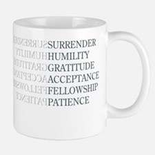 Surrender Small Small Mug