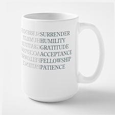 Surrender Ceramic Mugs