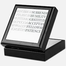 Surrender Keepsake Box