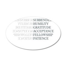 Surrender Wall Decal