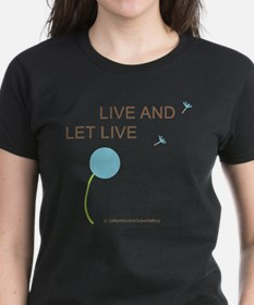 Live and Let Live Tee