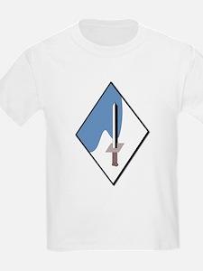 188th-Armored-Brigade-NoText T-Shirt
