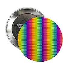 """Wild Zany Rainbow Menagerie 2.25"""" Button"""