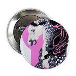Dappled Arabian Button