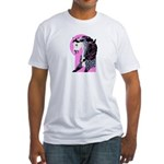Dappled Arabian Fitted T-Shirt