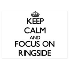 Keep Calm and focus on Ringside Invitations