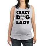 Dogs Maternity Tank Top