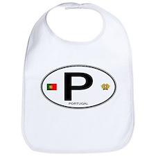 Portugal Intl Oval Bib
