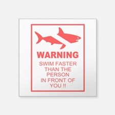 shark warning back copy.png Sticker