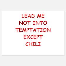 chili Invitations