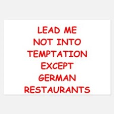 german restaurant Invitations