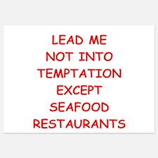 seafood Invitations