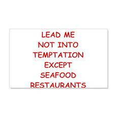 seafood Wall Decal