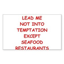 seafood Decal