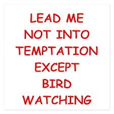 bird watching Invitations