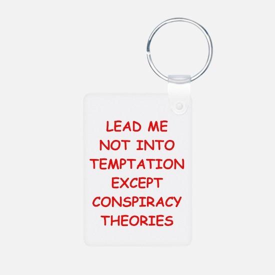 COMSPIRACY Keychains