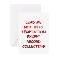 records Greeting Cards (Pk of 20)