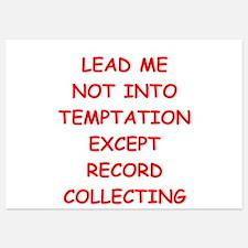 records Invitations