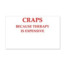 craps Wall Decal