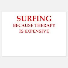 surfing Invitations