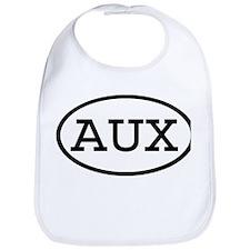 AUX Oval Bib