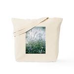 Lupines & Crows Tote Bag