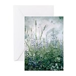 Lupines & Crows Greeting Cards (Pk of 10)