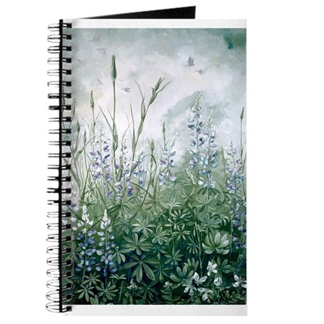 Lupines & Crows Journal