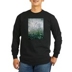 Lupines & Crows Long Sleeve Dark T-Shirt