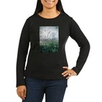 Lupines & Crows Women's Long Sleeve Dark T-Shirt
