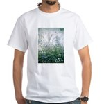 Lupines & Crows White T-Shirt