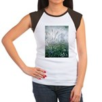 Lupines & Crows Women's Cap Sleeve T-Shirt