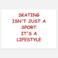 skating Invitations