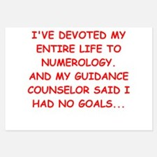 numerology Invitations