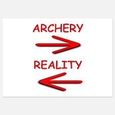 archery Invitations