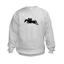 Just Get Over It Horse Jumper Sweatshirt