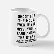 Shoot for the moon Mug