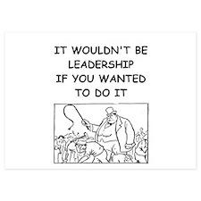 leadership Invitations