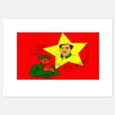 chairman mao Invitations