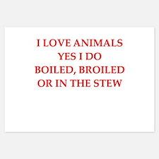ANIMAL3 Invitations