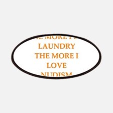 laundry Patches