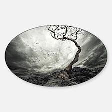 Dark Tree Decal