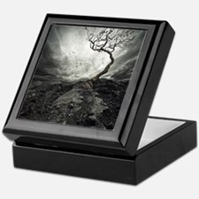 Dark Tree Keepsake Box