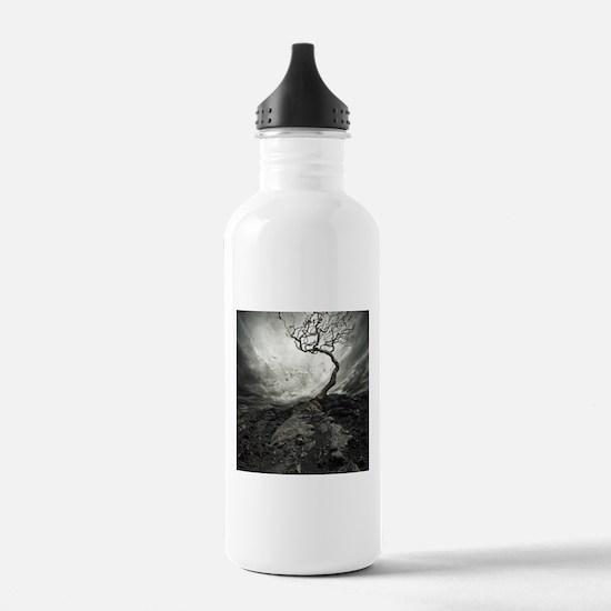 Dark Tree Water Bottle