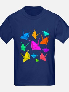 Colorful Cranes camara T