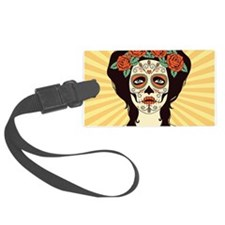 Day of the Dead Luggage Tag