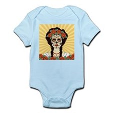 Day of the Dead Body Suit