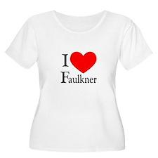 I Love Faulkner T-Shirt
