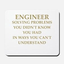 ENGINEER6 Mousepad