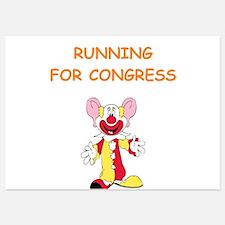 congress 5x7 Flat Cards